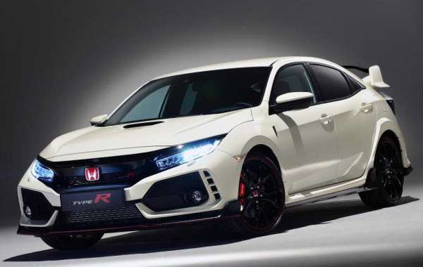 2017 Civic Type R: Aggressive & Powerful New Design | Honda 2017 Civic