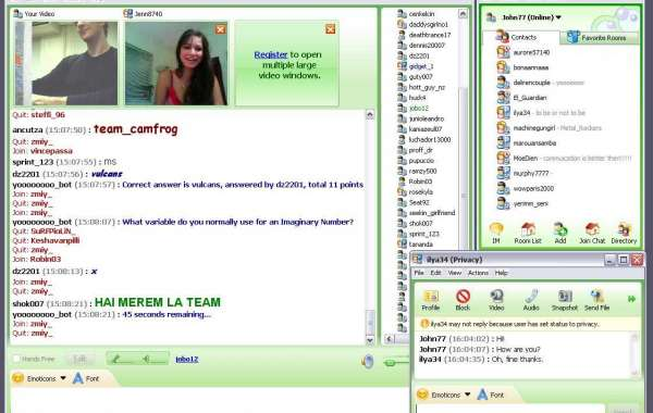 Free Online CHat room