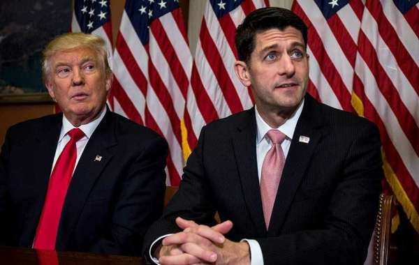 PAUL RYAN COLLAPSES WHILE TRYING TO BURY TRUMP IN NEW BOOK