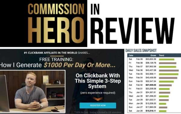 Commission Hero Review {Commission Hero Scam Or Legit}