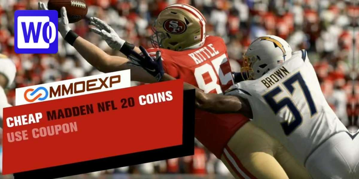 Madden also needs to allow its users personalize uniforms