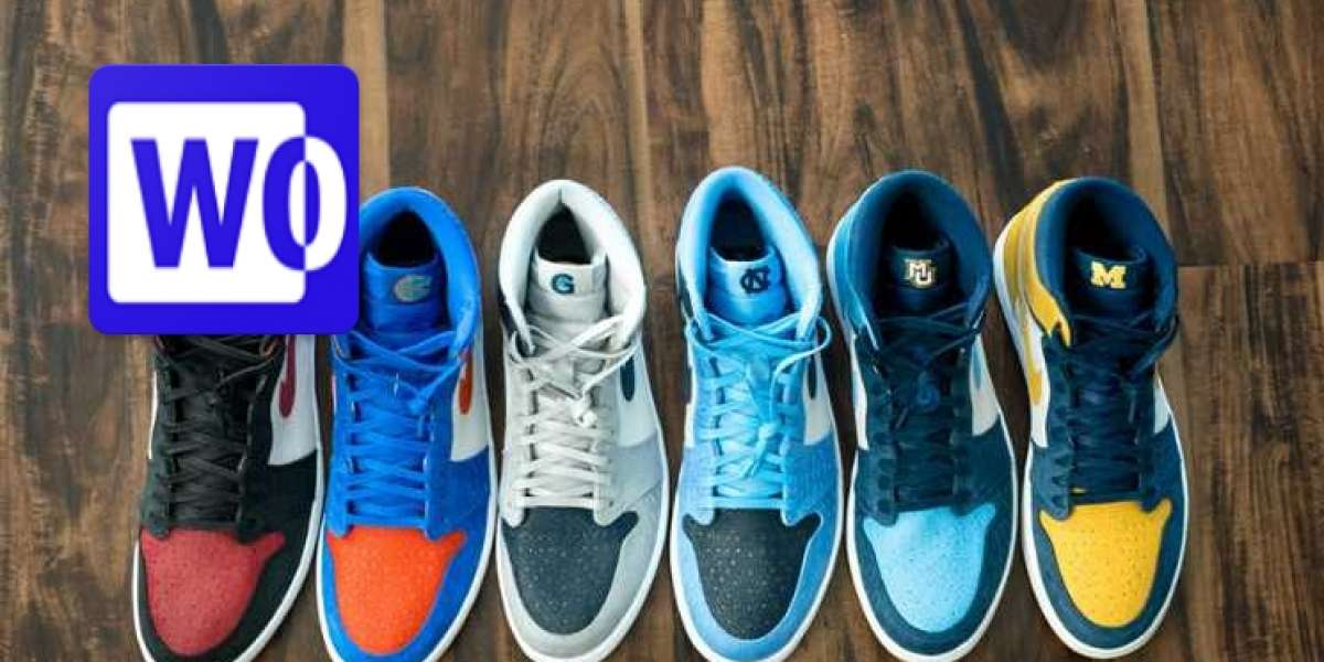 Air Jordan 1 College PE 2020 Collection Coming Soon