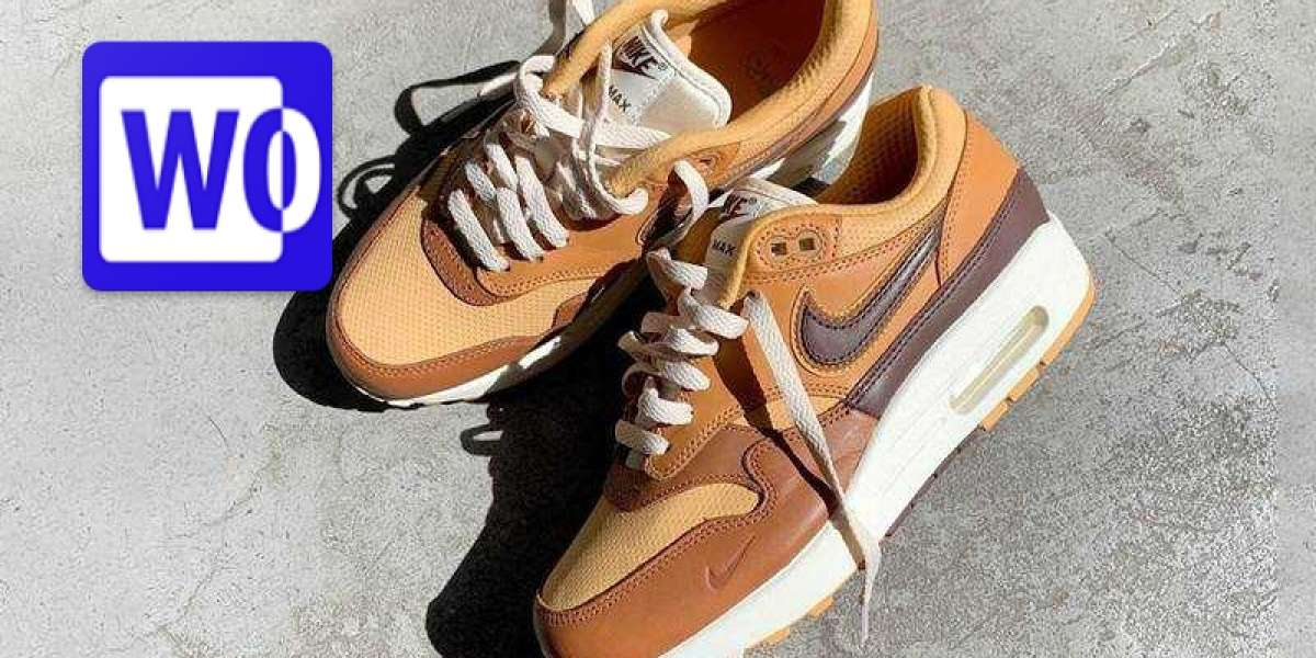 New Release Nike Air Max 1 SNKRS Day Brown