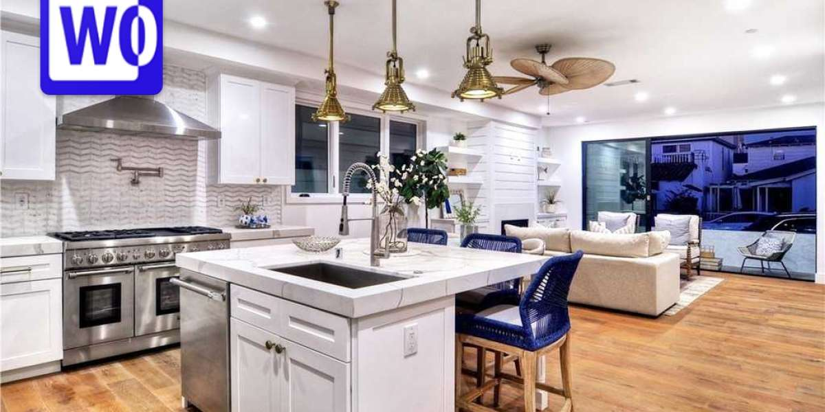 The rising trend of kitchen cabinets for sale