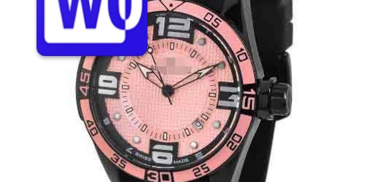 Customize Inexpensive Great Black Watch Dial