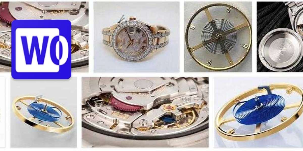 Why rolex have 2 kinds rolex Hairspring