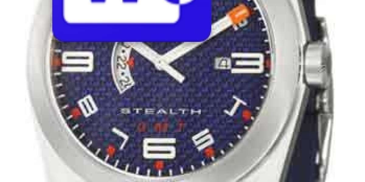 Best Shopping Latest Trendy Customize Blue Watch Dial