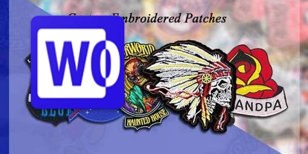 Custom Embroidered Patches: A Symbol Of Association, Networking And Trading