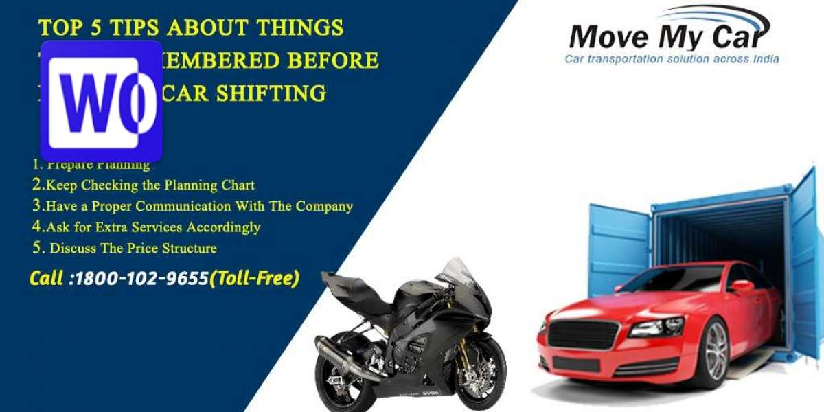Why Automobile Industry Hire Bike Transport Service in Gurgaon?