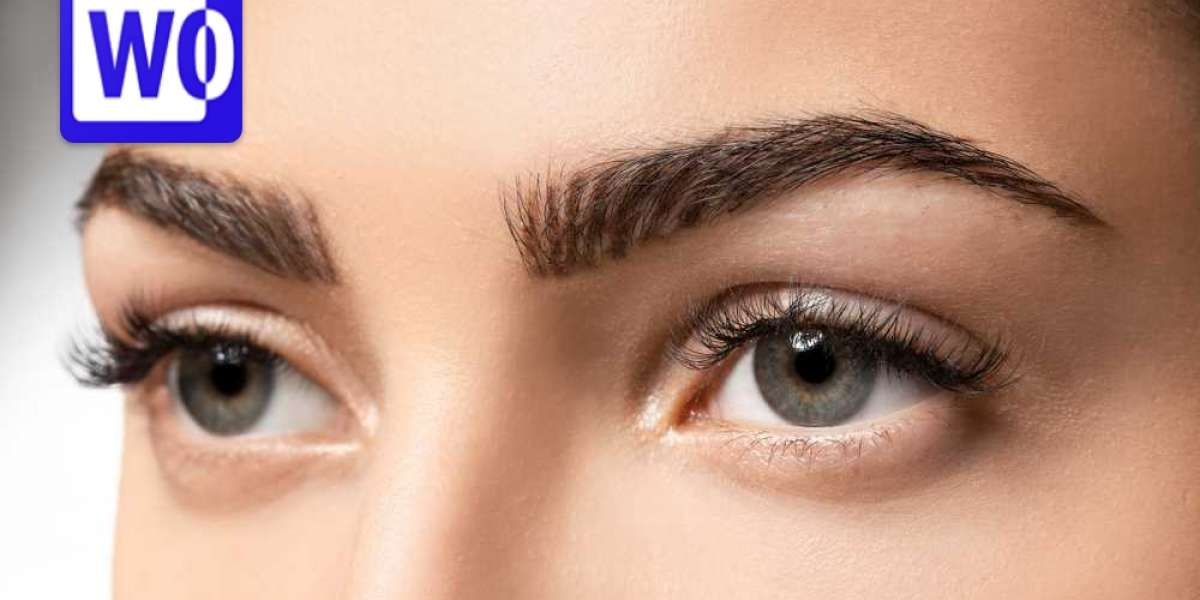 Eyebrow Transplant - Before, During, and After Method of eyebrow surgery