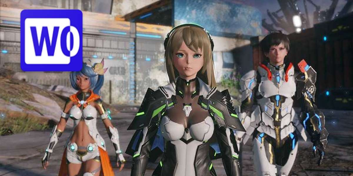 The other significant feature worth mentioning from the preview for Phantasy Star Online 2