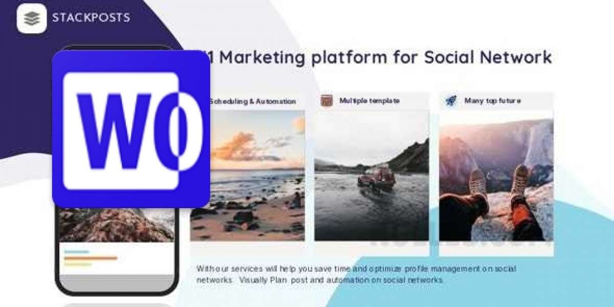 Stackposts v7.2.1 – Social Marketing Tool + Modules (Nulled) Download Free