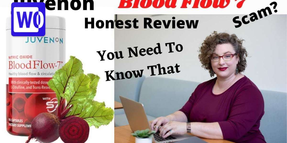 BloodFlow-7 Reviews (Juvenon Review) NITRIC OXIDE BOOSTER THAT WORKS?G