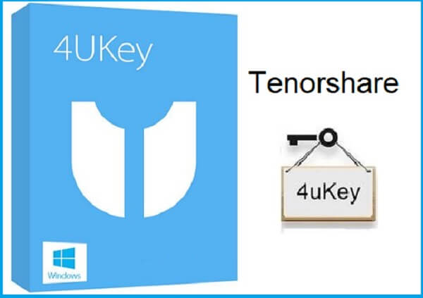 Tenorshare 4uKey Crack 3.0.5.2 With Registration Key Free Download